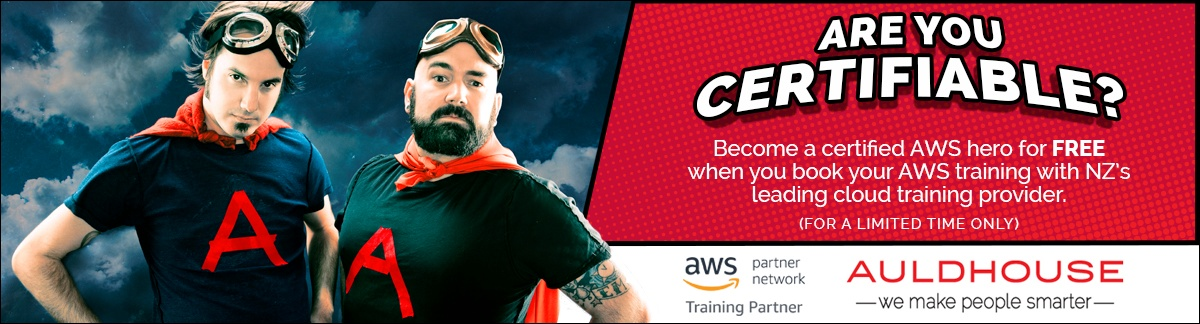 Auldhouse AWS Certification training
